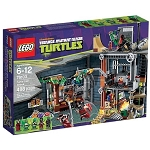 LEGO Teenage Mutant Ninja Turtles Sets: 79103 Turtle Lair Attack NEW