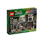 LEGO Teenage Mutant Ninja Turtles Sets: 79117 Turtle Lair Invasion NEW *Damaged Box*