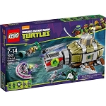 LEGO Teenage Mutant Ninja Turtles Sets: 79121 Turtle Sub Undersea Chase NEW