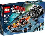 The LEGO Movie Sets: 70808 Super Cycle Chase NEW