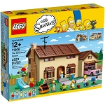 LEGO Simpsons Sets: 71006 The Simpsons House NEW