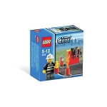 LEGO Town Sets: LEGO City 5613 Firefighter NEW