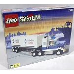 LEGO Town Sets: Promotional 2149 Color Line: Cargo Truck NEW