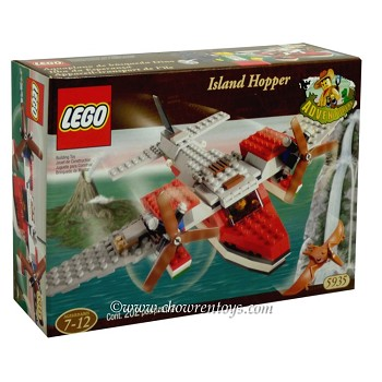 LEGO Adventurers Sets: Dino Island 5935 Island Hopper NEW