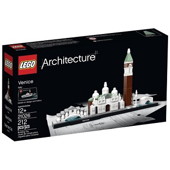 LEGO Architecture Sets: 21026 Venice NEW