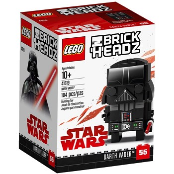 LEGO BrickHeadz Sets: 41619 Darth Vader NEW *Damaged Box*