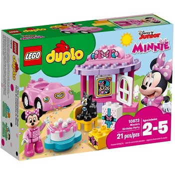 LEGO DUPLO Sets: 10873 Minnie's Birthday Party NEW