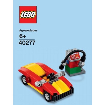 LEGO Exclusives Sets: 40277 Car and Petrol Pump NEW