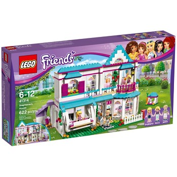 LEGO Friends Sets: 41314 Stephanie's House NEW