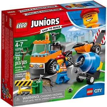 LEGO Juniors Sets: 10750 Road Repair Truck NEW