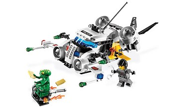 LEGO Space Sets: LEGO Space Police III 5971 Gold Heist NEW
