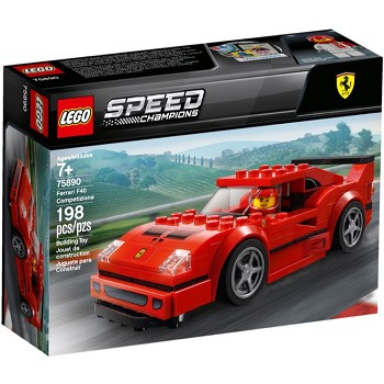 LEGO Speed Champions Sets: 75890 Ferrari F40 Competizione NEW