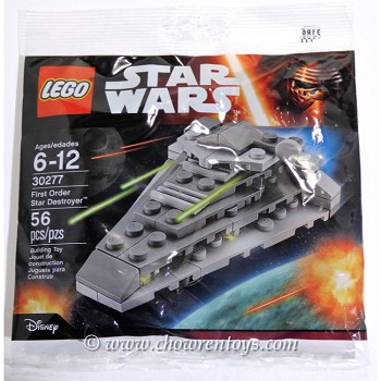 LEGO Star Wars Sets: Mini 30277 First Order Star Destroyer NEW
