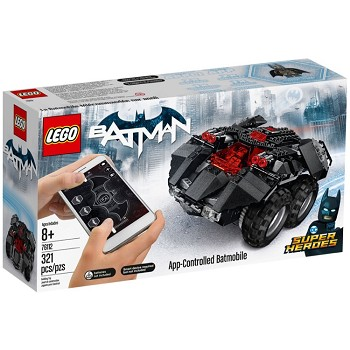 LEGO Super Heroes Sets: DC Comics 76112 App-Controlled Batmobile NEW