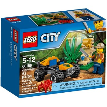 LEGO Town Sets: City 60156 Jungle Buggy NEW