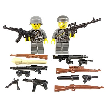 BrickArms: German Weapons Pack V2