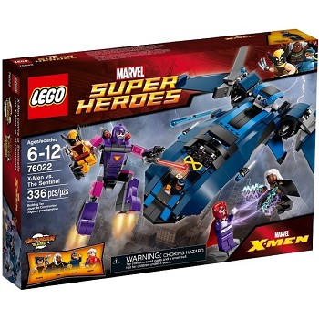 LEGO Super Heroes Sets: LEGO Marvel Universe 76022 X-Men vs. The Sentinel NEW
