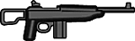 BrickArms: M1 Carbine (Black)