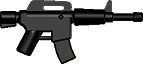 BrickArms: M4 (Black)