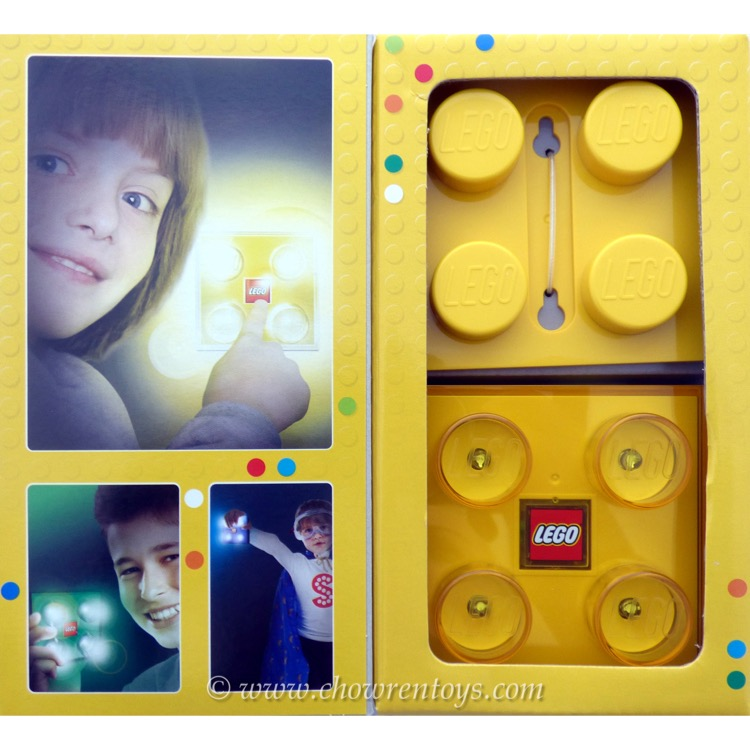 LEGO Classic Yellow Brick LED Light NEW