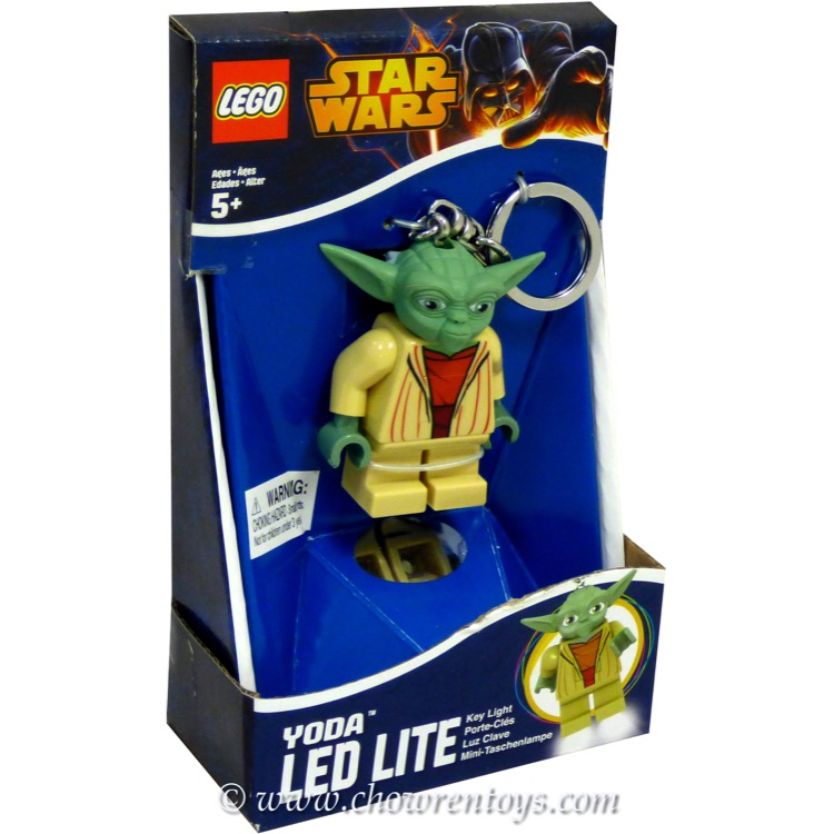 LEGO Star Wars Yoda LED Key Light NEW