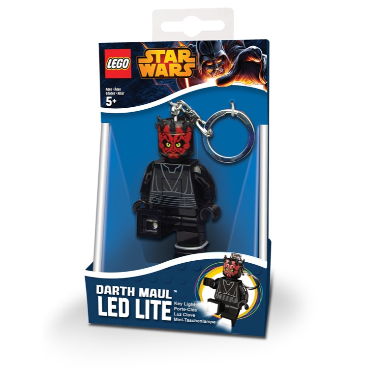 LEGO Star Wars Darth Maul LED Key Light NEW