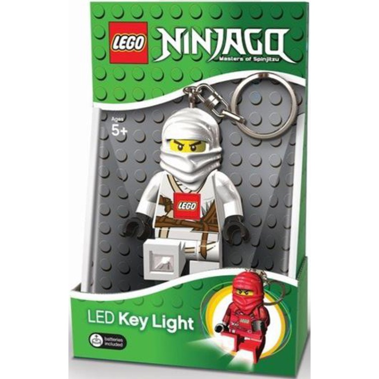 LEGO Ninjago Zane ZX LED Key Light NEW