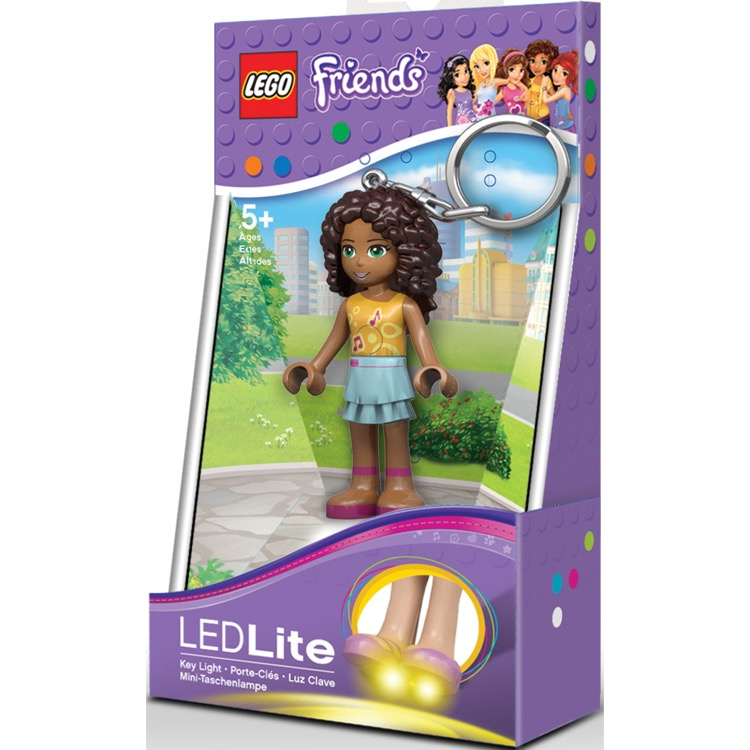 LEGO Friends Andrea LED Key Light NEW