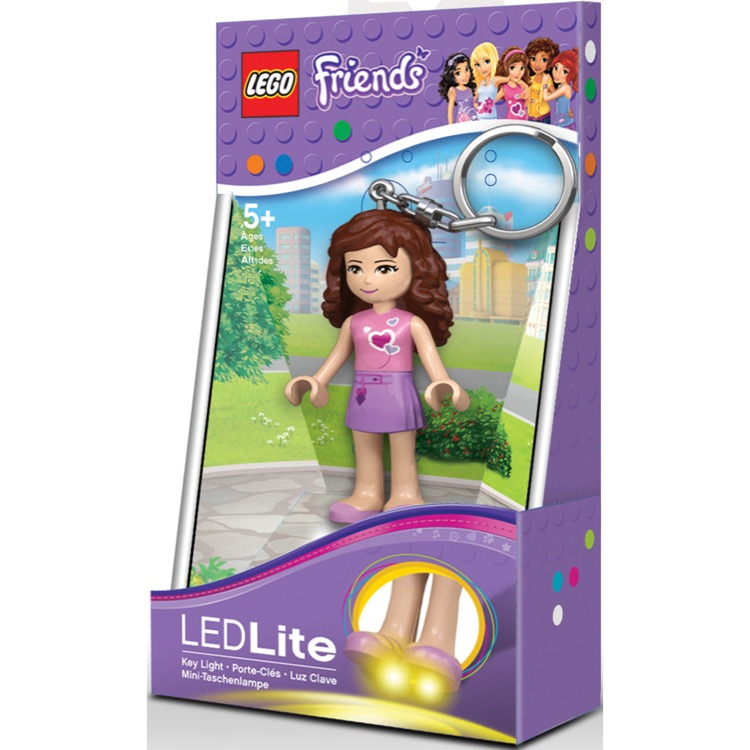 LEGO Friends Olivia LED Key Light NEW