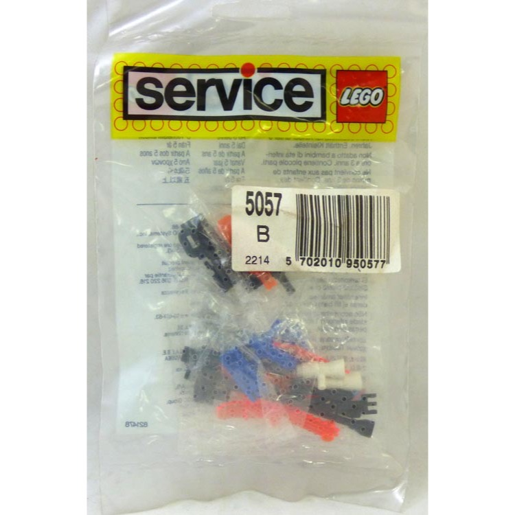 LEGO Service Pack Sets: LEGO Space 5057 Space Accessories NEW