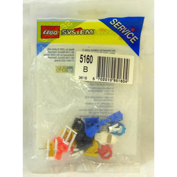 LEGO Service Pack Sets: LEGO Aquazone 5160 Accessories NEW