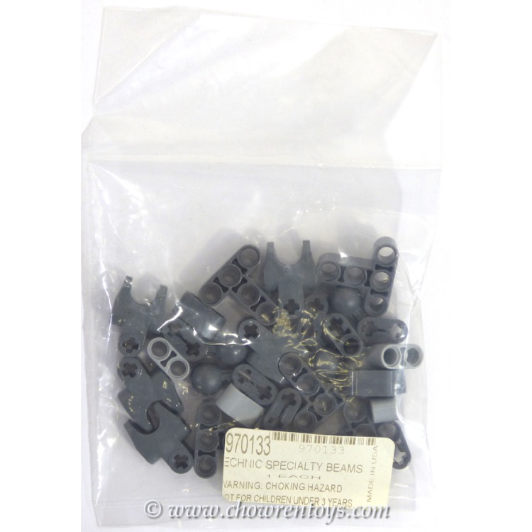 LEGO Accessories Sets: Service Packs 970133 Technic Specialty Beams NEW