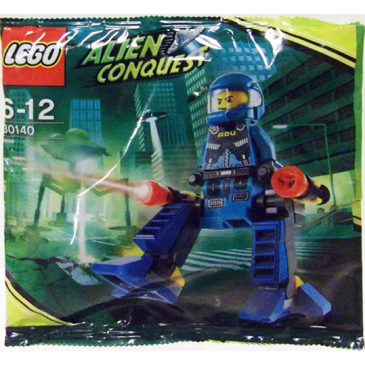 LEGO Alien Conquest Sets: 30140 ADU Walker NEW