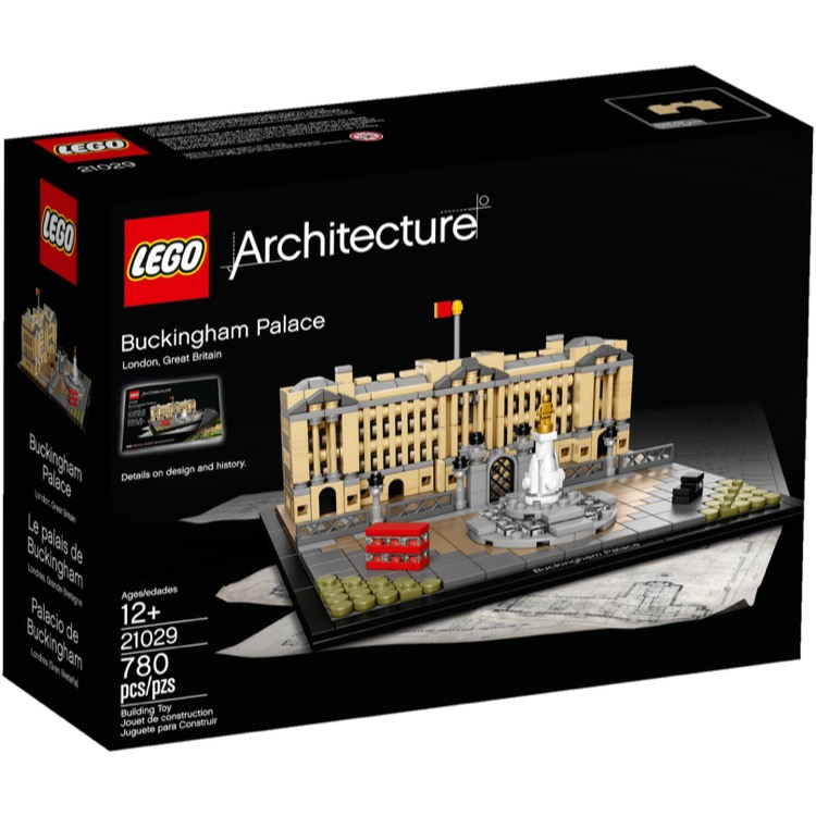 LEGO Architecture Sets: 21029 Buckingham Palace NEW