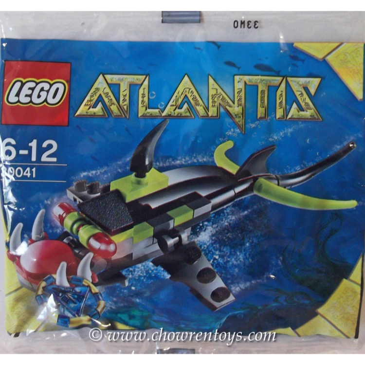 LEGO Atlantis Sets: 30041 Piranha NEW