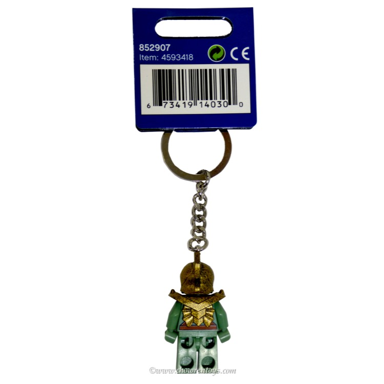 852907 Portal Emperor Keyring Lego Atlantis