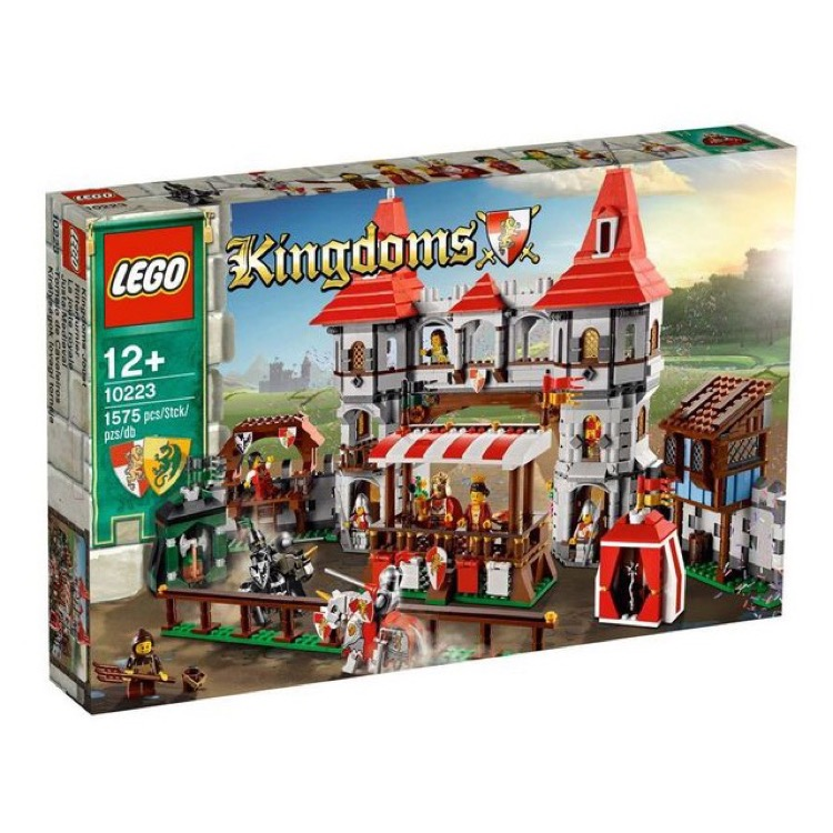 LEGO Castle Sets: Kingdoms 10223 Kingdoms Joust NEW