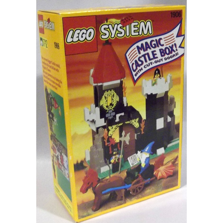 LEGO Castle Sets: Dragon Master 1906 Majisto's Tower NEW