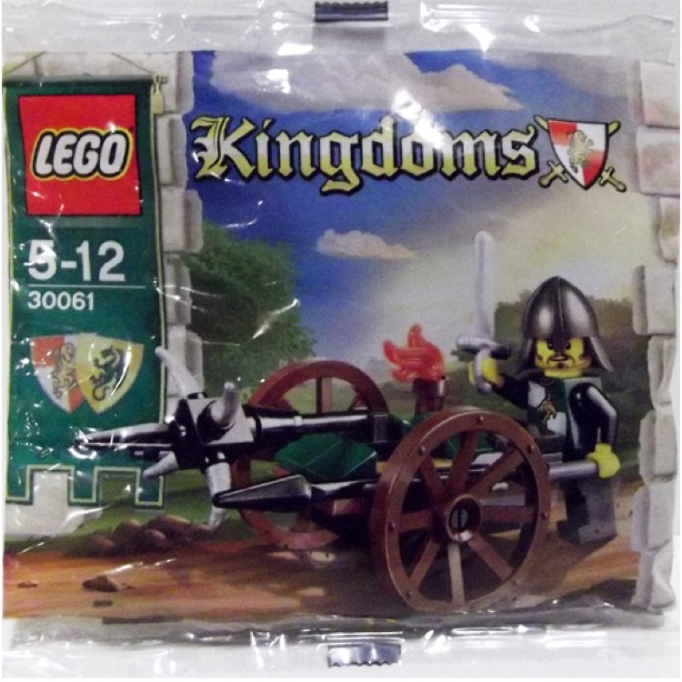 LEGO Castle Sets: Kingdoms 30061 Attack Wagon NEW