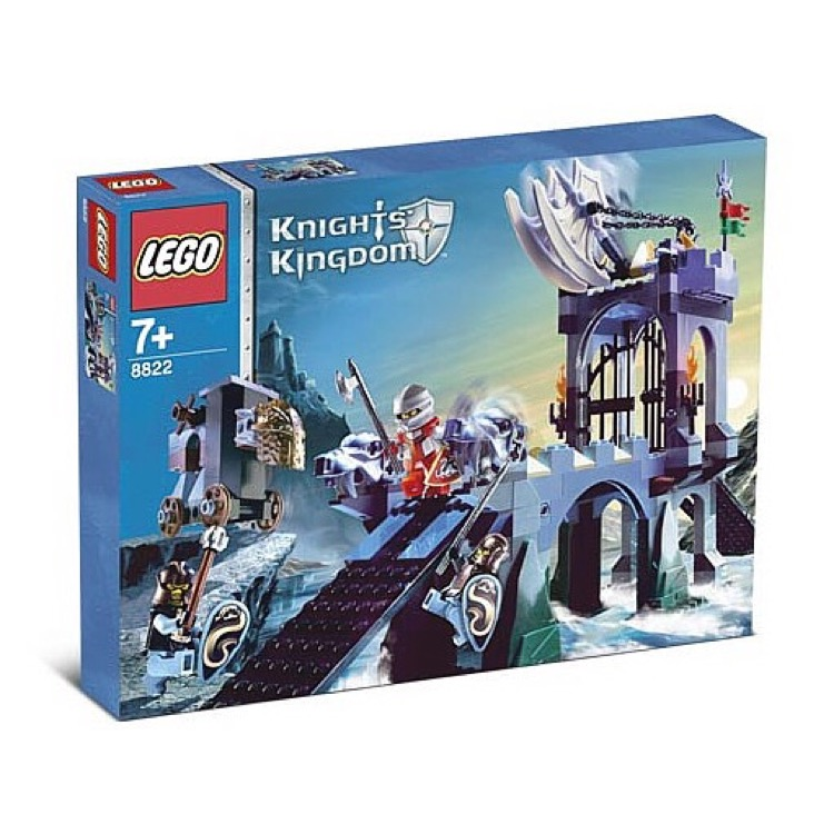 LEGO Castle Sets: Knights' Kingdom II 8822 Gargoyle Bridge NEW