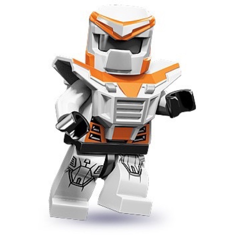 LEGO Collectible Minifigures: 71000 Series 9 Battle Mech NEW
