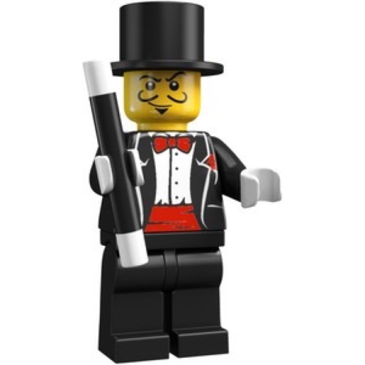 LEGO Collectible Minifigures: 8683 Series 1 Magician NEW