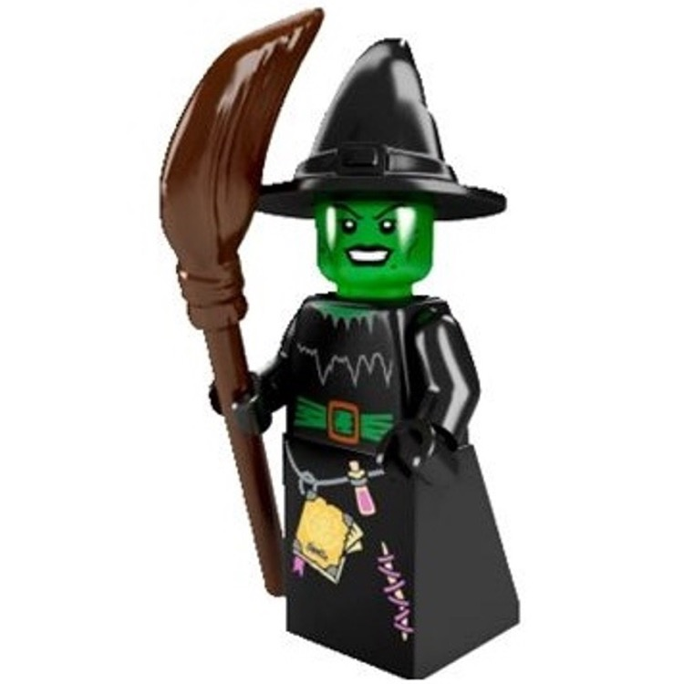 LEGO Collectible Minifigures: 8684 Series 2 Witch NEW