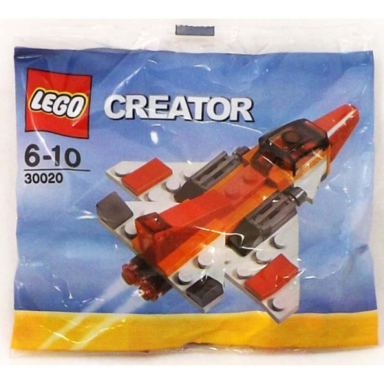 LEGO Creator Sets: 30020 Jet NEW