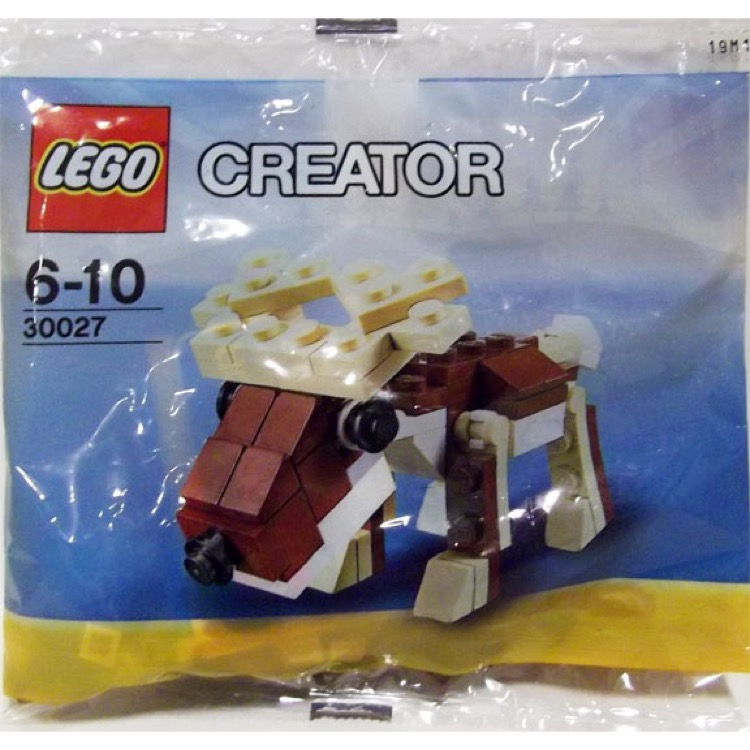 LEGO Creator Sets: 30027 Reindeer NEW