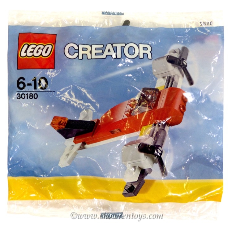 LEGO Creator Sets: 30180 Aircraft NEW