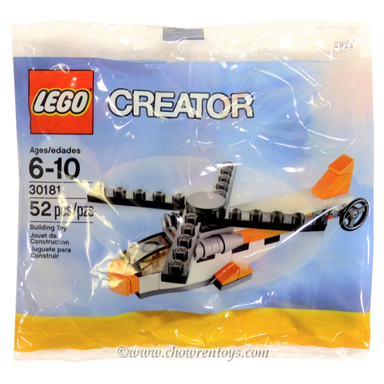 LEGO Creator Sets: 30181 Helicopter NEW