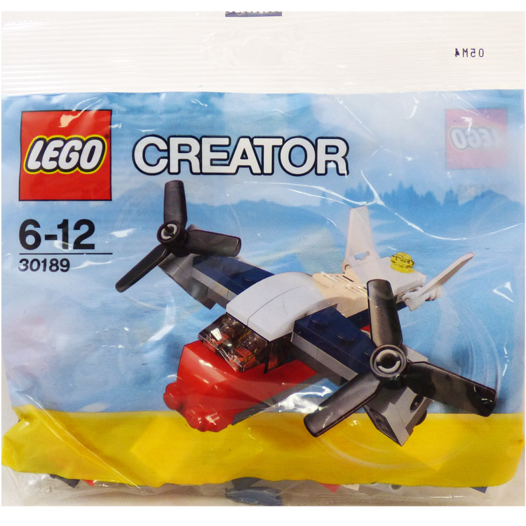 LEGO Creator Sets: 30189 Transport Plane NEW