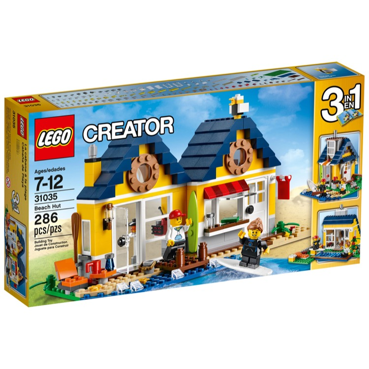 LEGO Creator Sets: 31035 Beach Hut NEW