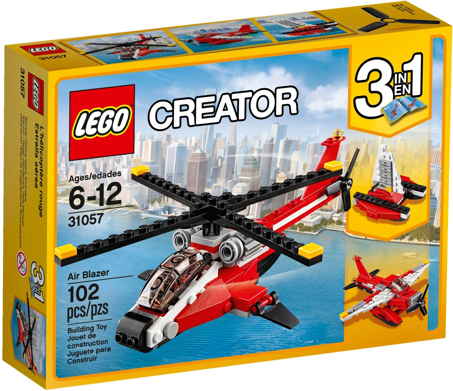 LEGO Creator Sets: 31057 Air Blazer NEW